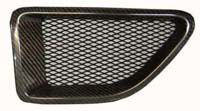 Range Rover Sport (04 - 08) Carbon Fibre Side Vents