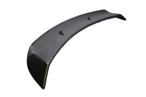 Universal Top-Mounted Carbon Rear Wing (Curved Drop-End Style) - 225mm Chord x W1240mm