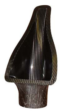 Carbon fibre naca air intake ducts reverie ltd for Naca duct template
