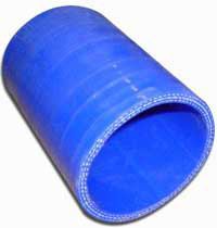 Silicone Ducting Hose - 60mm Bore x 100mm Length