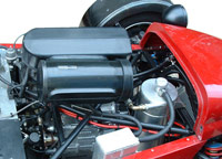 Westfield Hayabusa GRP Air Box - Non-Ducted