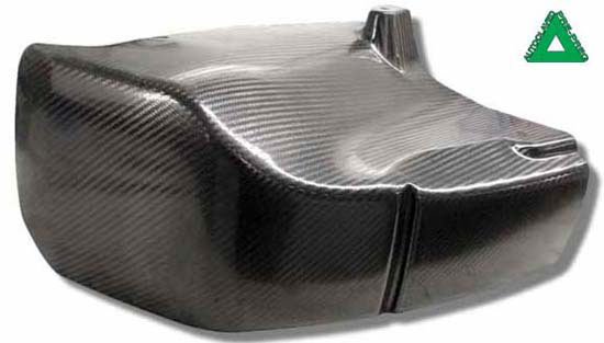 Ford Cosworth Yb Series Carbon Fibre Turbo Heatshield