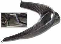 Lotus Elise/Exige S2 111R/111S Carbon Fibre Side Intake Scoops - LH