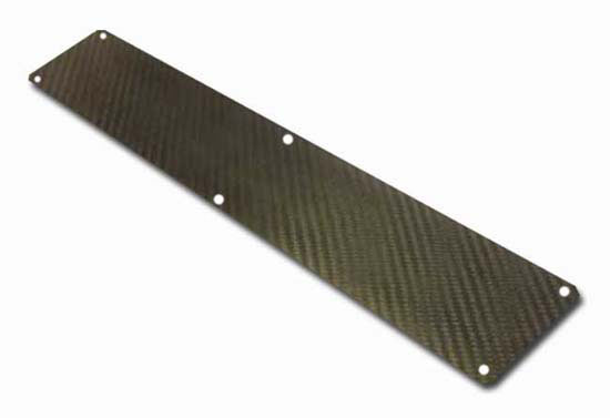 Reverie 4 Cylinder Air Box Top Inspection/ Access Plate Kit - Carbon - R01SE0381