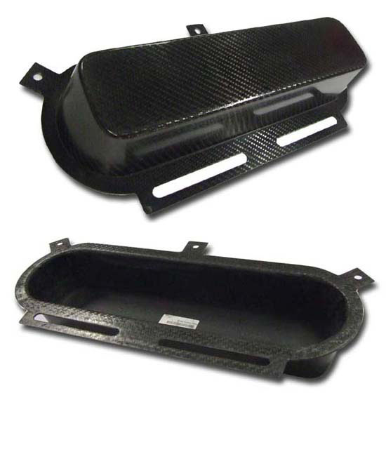 Zolder bpd grp deep 60mm backplate to suit zolder airboxes or pipercross px600 filters - R01SE0448