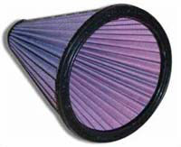 AP-3098 Cone Conical Air Filter for Vestal Racing Applictaions