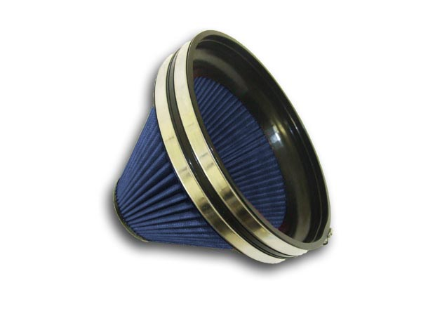 Race Cone Conical Air Filter - 206mm Dia x L180mm, Short Version