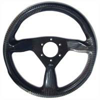 Eclipse 315 Carbon Steering Wheel - MOMO/Sparco/OMP Drilled, Untrimmed