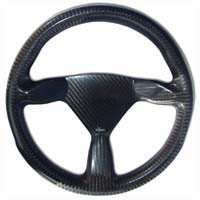 Eclipse 315 Carbon Steering Wheel - Undrilled, Untrimmed