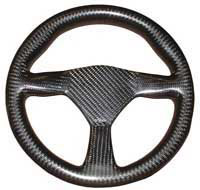 Eclipse 280 Carbon Steering Wheel - Undrilled