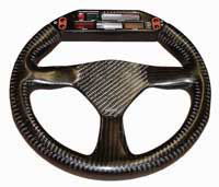 Eclipse 280 Carbon Steering Wheel - Undrilled, Farringdon Display