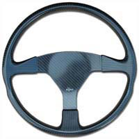Rally 350 Carbon Steering Wheel - Undrilled, Untrimmed