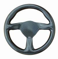 Eclipse 255 Carbon Steering Wheel - Undrilled