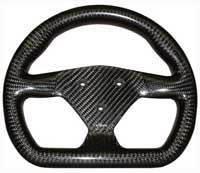 Eclipse 270 steering wheel, 3-stud 50.8mm pcd centre