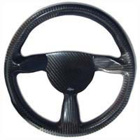 Eclipse 315 Carbon Steering Wheel - Undrilled, Untrimmed, Offset