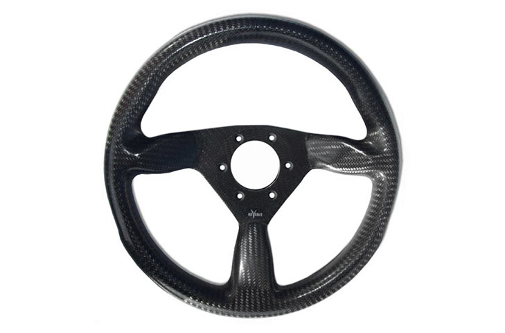 Eclipse 315 Carbon Steering Wheel Nardi Personal Drilled