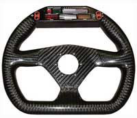Eclipse 270 steering wheel. Raid drilling. For farringdon / electronic dash