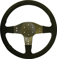 Rally 350 Prodrive Carbon Steering Wheel - 60mm PCD, Alcantara SPECIAL OFFER!