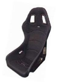 carbon fibre seat
