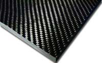 Carbon Fibre Sheet 0.30mm 1220mm x 400mm - (1 Ply)