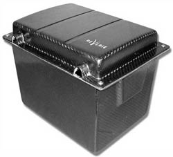 Carbon Composite Battery Box - L250mm x W180mm x D215mm - R01SY0011