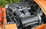 Caterham 7 Blackbird Air Boxes