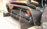 340R Rear body work panels