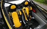 Car Racing Seats, Lotus / VX220 Fitment