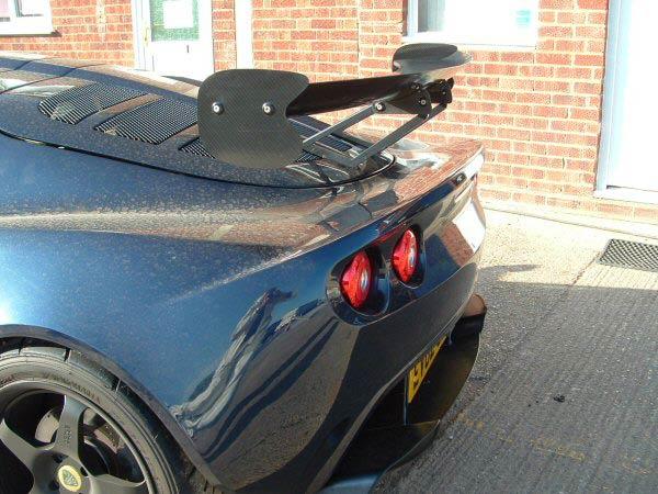 Lotus Exige S2 Rear Wing Reverie