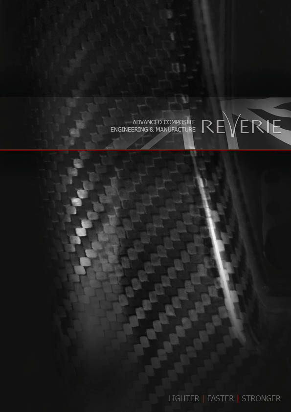 Reverie carbon fibre manufacturing brochure