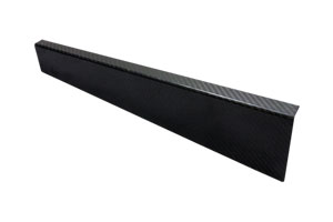 Additional 700mm Universal Rear Diffuser