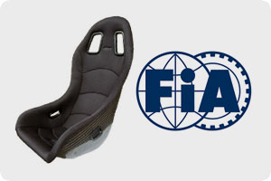 FIA Approved Bucket Seats
