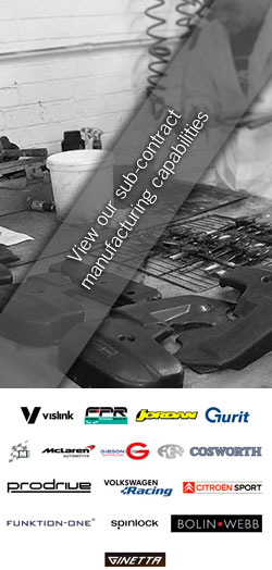Carbon Fibre/Fiber Design, Manufacture, Parts & Accessories