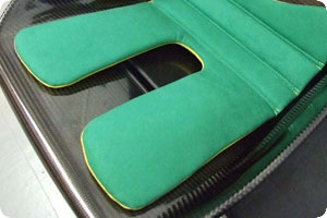 Seat Cushion Kits, Pads & Accessories
