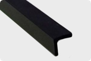Square Channel Rubber Edging (for Sandwich Panels)