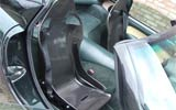 Fitted TVR seat - Click here to go to gallery page
