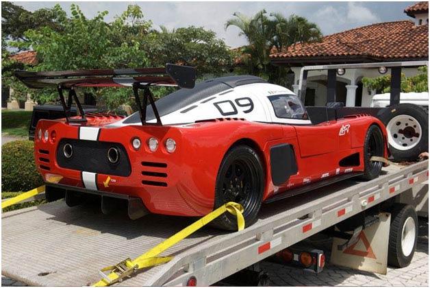 Ultima GTR Diffuser