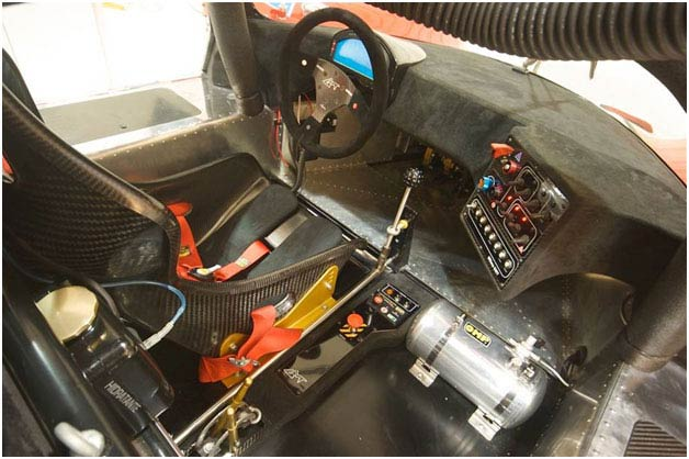Fitted To Ultima GTR