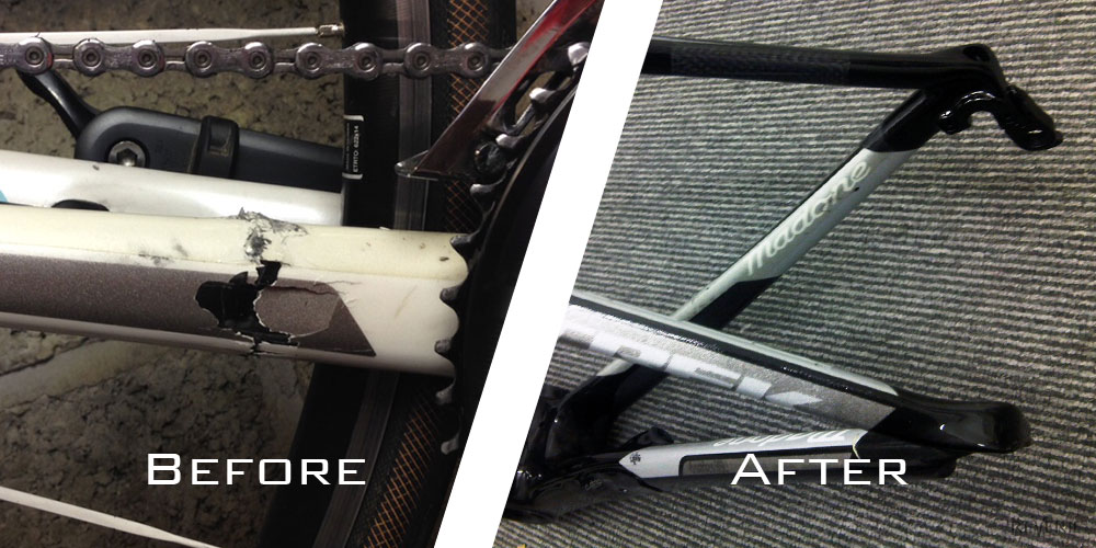 Carbon Bike Repair Reverie Ltd