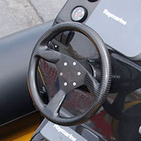 carbon fibre steering wheels