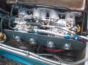 Dax Rush - Ford Pinto 2.0 Engine