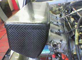 Interlagos fitted to Ford Duratec Engine