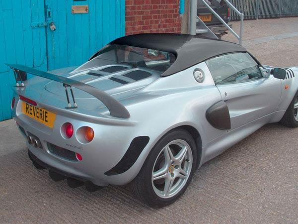Hard Top for Lotus Elise S1:: Reverie