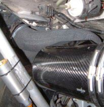 Indy 200FC Airbox