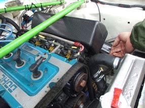 Ford Escort/Sierra RS Cosworth Carbon Fibre Parts & Accessories