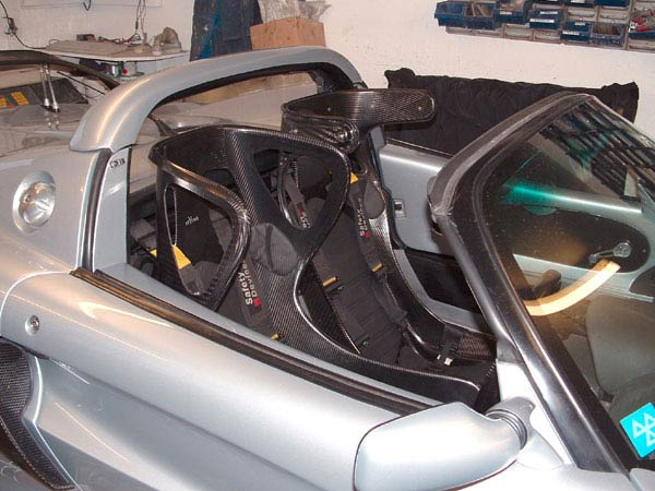 Fitted in an S1 Lotus Elise (3)