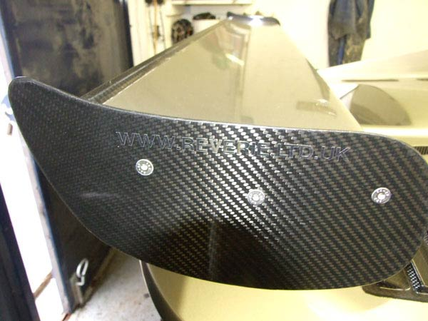 Rear Wing Gurney
