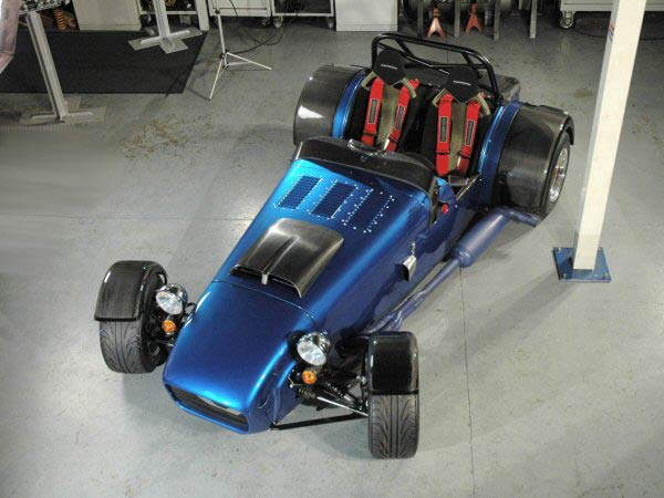 Motopower Caterham Rst V8 Reverie