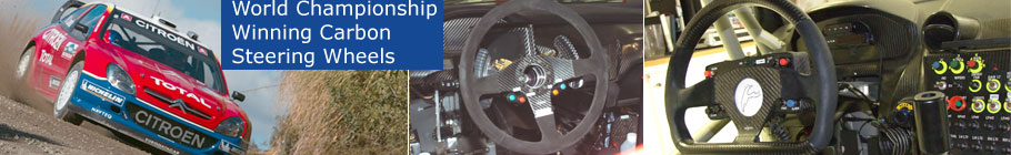 Reverie Carbon Fibre Steering Wheels - Undrilled | Reverie Ltd